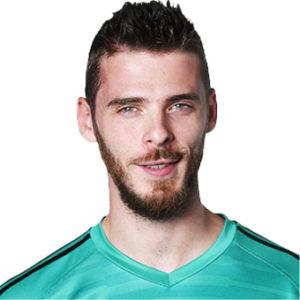 83f038310e97b Nome  David de Gea Quintana. Clube Atual  Manchester United ...